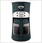 Hamilton Beach 40117 - Electrics All-Metal Coffeemaker in Black Licorice,