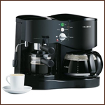 Mr. Coffee ECM21 4-Shot Espresso