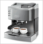 EC750i - Pump coffee machine