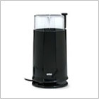 Braun Aromatic Coffee Grinder, Black