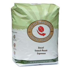 Coffee Bean Direct's French Roast Espresso Beans
