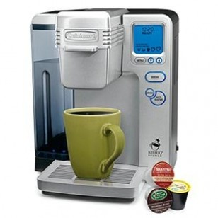 Cuisinart Coffee Maker Turns On But Doesnot Brew : Cuisinart SS-780 Single Serve Coffee Brewing System - Cheap Coffee Machines