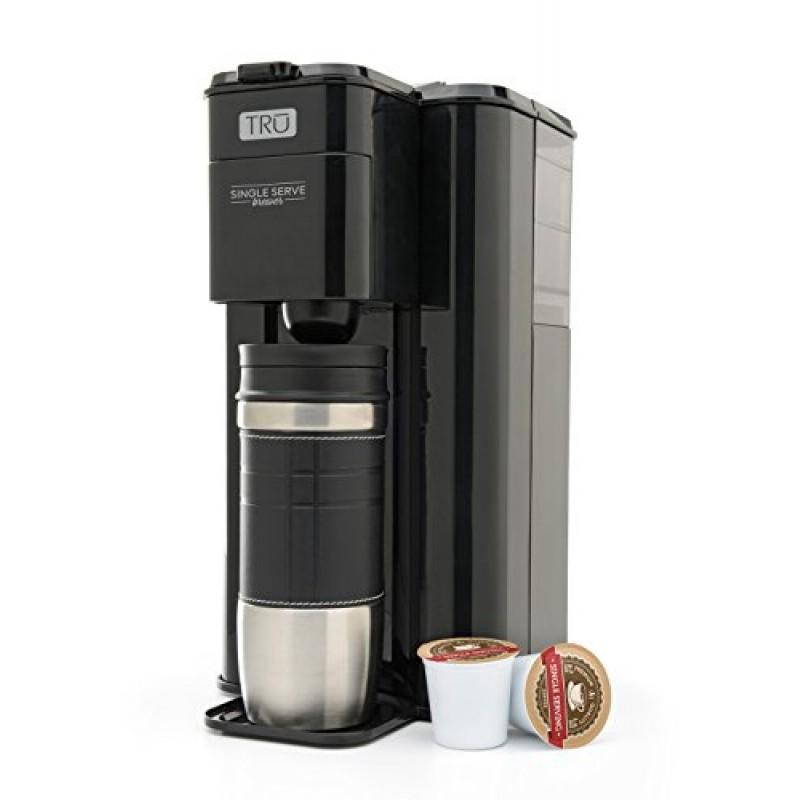 TRU Single Serve K-Cup Coffee Machine - Cheap Coffee Machines