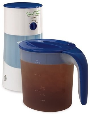 Farberware 5 Cup Coffee Maker Filter Size : Mr. Coffee Ice Tea Maker 3 Qt. Blue - Cheap Coffee Machines