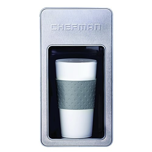 Farberware 5 Cup Coffee Maker Filter Size : Chefman RJ14-M-S-Gr Single Serve Coffee Maker, Grey - Cheap Coffee Machines