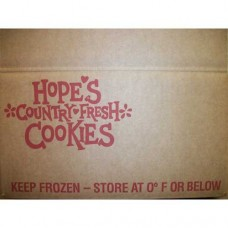 Hopes Gluten Free Chocolate Chip Cookie Dough, 1.5 Ounce - 213 per case.