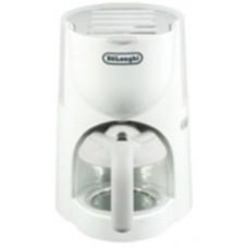 DeLonghi CM200J-WH Drip Coffeemaker, White