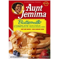 Aunt Jemima Complete Pancake Mix Buttermilk, 32-ounce Boxes (Pack of 3)