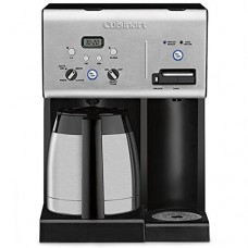 Cuisinart Coffeemaker Hot Water System + FREE Coffee Grinder see offer details