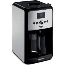 Krups Savoy Stainless Steel Coffee Maker