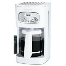 Cuisinart Coffee Maker - 12 cup - White