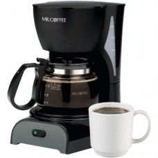 New - MR. COFFEE DR5-NP 4-CUP COFFEE MAKER - DR5-NP