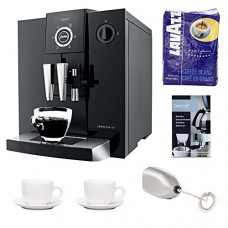 Jura Impressa F7 Automatic Coffee Center (Refurbished) Bundle