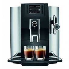 Jura E8 Automatic Coffee/Epresso Maker (Chrome)