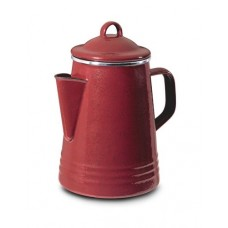 Paula Deen 8-Cup Stovetop Percolator, Red