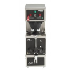 Wilbur Curtis Gemini Single Coffee Brewer, Analog, 1.0 Gal. - Commercial Coffee Brewer  - GEM-120A-10 (Each)