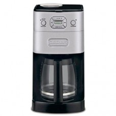 Cuisinart Grind & Brew 12-Cup Automatic Coffeemaker + FREE Coffee Grinder see offer details