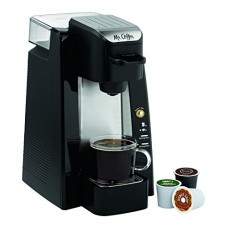 Mr. Coffee Bvmc-SC500-2 Coffee Maker, Black