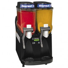BUNN 34000.0080 ULTRA-2 High Performance Frozen Beverage System with 2 Hoppers, Black