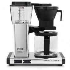 Technivorm Moccamaster KBG-741 Coffee Brewer Polished Silver