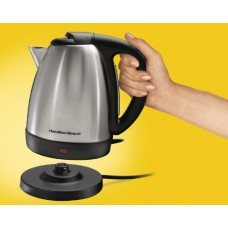 Hamilton Beach 40882E Stainless Steel 7.2-Cup Kettle