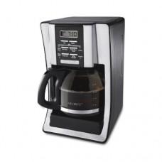 Mr..Coffee.BVMC-SJX33GT.12-Cup.Programmable.Coffeemaker,.Chrome,.Pack.of.2[#2651039]