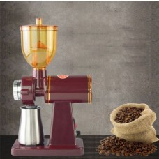 220V Household Electric Coffee Grinder Automatic Coffee Bean Powder Grinding Machine