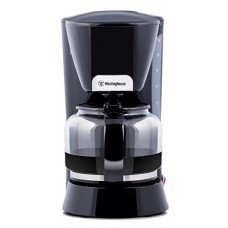 Westinghouse WDC201B 12-Cup Coffee Maker, Black