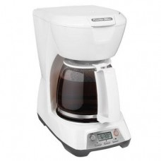New - PS 12cup Coffeemaker White by Hamilton Beach - 43671
