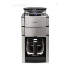 Capresso Stainless Steel Coffee Team Pro Glass Coffee Maker
