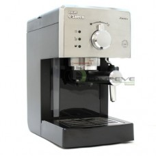 Philips Saeco Poemia Manual Espresso Coffee Machine Pressurized Filter Crema HD8325/47