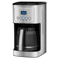 Perfect Temp 14-cup Programmable Coffee Maker w/ Extra Large LCD Display,Brew Strength Control and Self Clean Settings
