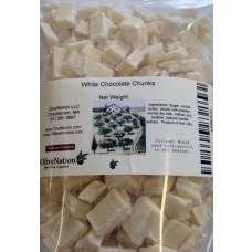 Callebaut White Chocolate Chunks 8 oz