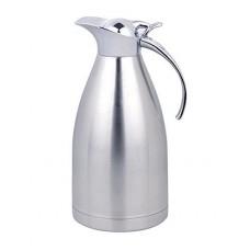 Panesor 68oz Coffee Carafe Thermal Stainless Steel Carafe large Capacity Water Milk Carafes, 2.0L