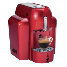 Bialetti 6817 Mini Express Single Serve Espresso Maker, Red