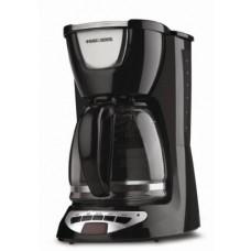 Black & Decker(R) DCM100B 12-Cup Programmable Coffeemaker Black & Decker DCM100B 12-Cup Programmabl