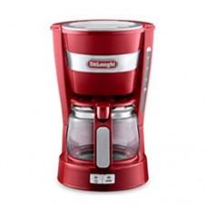 DeLonghi drip coffee maker ICM14011J (Red)