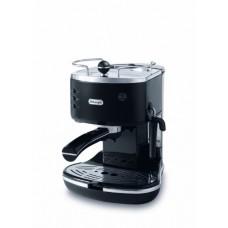 DeLonghi ECO310BK 15-Bar-Pump Espresso Machine, Piano Black