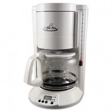 Brand New Coffee Pro Home/Office 12-Cup Coffee Maker White