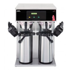 Wilbur Curtis G3 Airpot Brewer 2.2L To 2.5L Twin/Standard Airpot Coffee Brewer - Commercial Airpot Coffee Brewer  - D1000GT12A000 (Each)