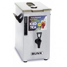 BUNN TD4 Iced Tea Dispenser with Brew-Through Lid