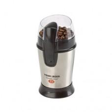 Applica Black & Decker Stainless Steel Coffee Bean Grinder CBG100S