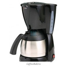 Alpina SF2820 10-Cup Coffeemaker with St. Steel Jug. 220 volts - Will not work in USA.