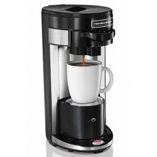 Hamilton Beach HDC300 FlexBrew® Single-Serve Commercial-grade Coffeemaker with 4 free JavaPodz