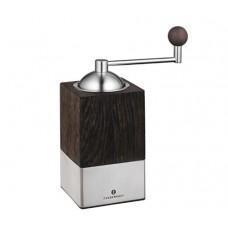 """GUATEMALA"" Coffee Mill - Stainless Steel / Wenge, by Zassenhaus"