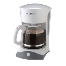 Mr. Coffee 12-Cup Thermal Programmable Coffeemaker, White