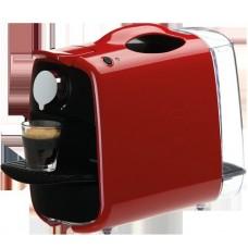 Delta Q Qosmo Portable Espresso Coffee Maker Capsule Machine - Gloss Red