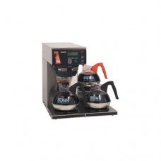 Bunn 38700.0009 Axiom DV-3 Lower Automatic Commercial Coffee Brewer with 3 Warmers