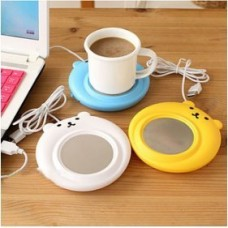 Newdigi® Portable USB Electronics Gadgets Novelty Item Powered Cup Mug Warmer Coffee MWBLK Mug Warmer / tea mug warmer