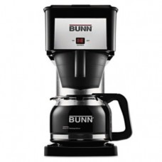 BUNN® 10-Cup Pour-O-Matic Coffee Brewer, Black